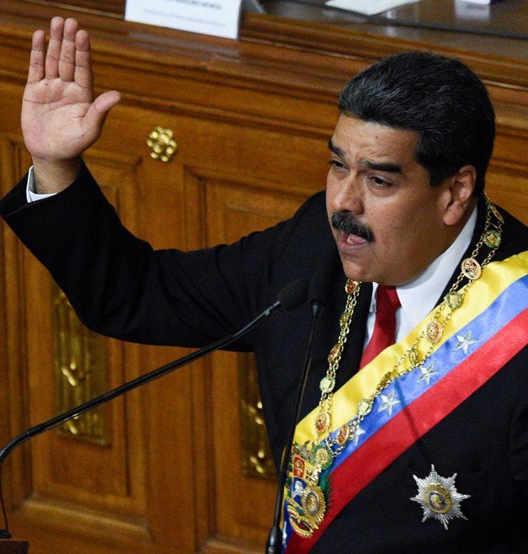 Nicolas Maduro Maduro busca un segundo mandato de seis años en elecciones controvertidas el 20 de mayo que están siendo boicoteadas por la oposición.(AFP).