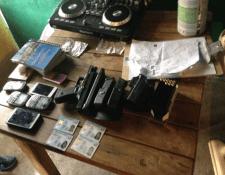 La PNC desarticuló una red criminal que lavaba dinero y enviaba drogas a EE. UU. (Foto Prensa Libre: MP)