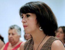 Juana Rivas se fue de Italia con sus dos hijos, acusando a su pareja de abuso doméstico. EPA
