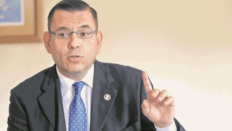 Manuel Baldizón es acusado de lavado de dinero en los Estados Unidos. (Foto Prensa Libre: Hemeroteca PL)