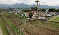 Los reos indígenas sufren discriminación en al menos cuatro cárceles del país. En la fotografía se observa la Granja de Rehabilitación Cantel, Quetzaltenango.