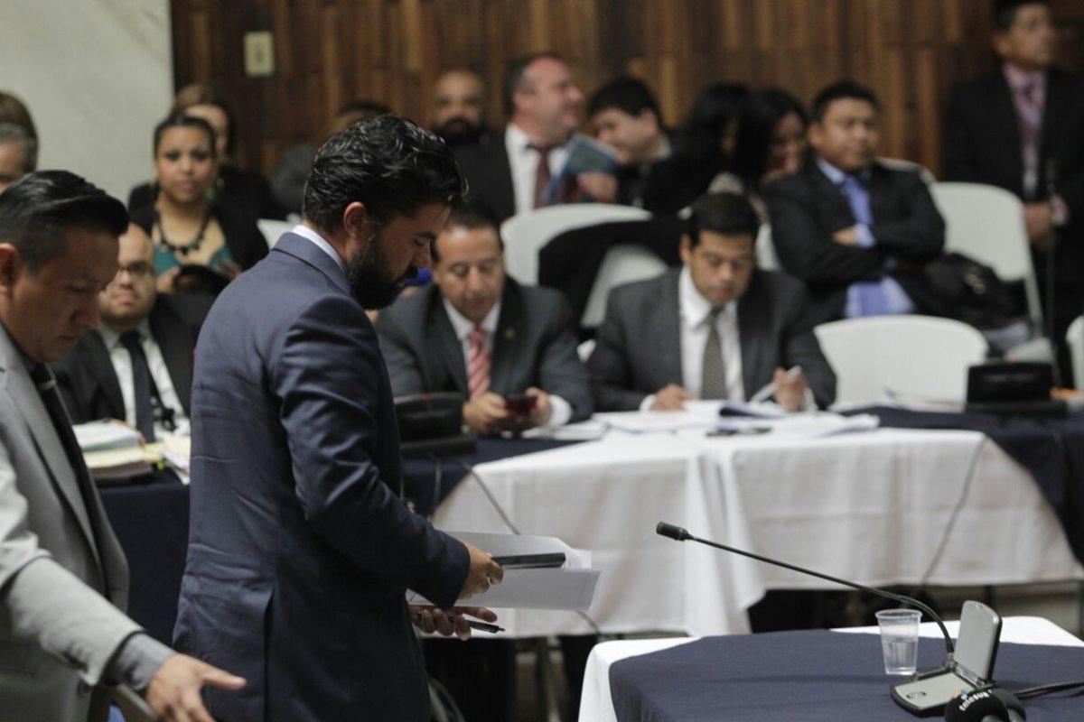 Declaración de sindicados implican a Pérez y Baldetti