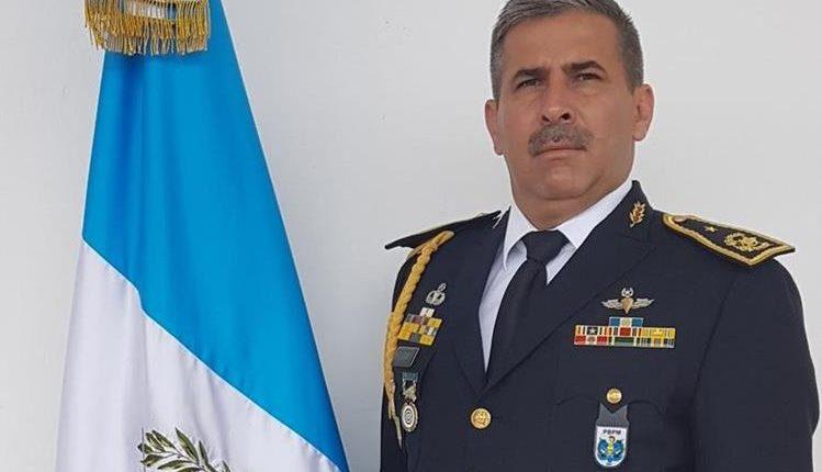 Érick Fernando Melgar Padilla, actual general de Brigada del Ejército de Guatemala, tiene orden de aprehensión en el caso Manipulación de Justicia. (Foto Prensa Libre: Hemeroteca)