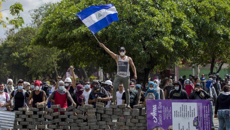 Su Santidad pidió hoy al gobierno de Daniel Ortega poner fin a la ola de violencia que vive Nicaragua por rechazo a reforma. (Foto Prensa Libre: EFE)