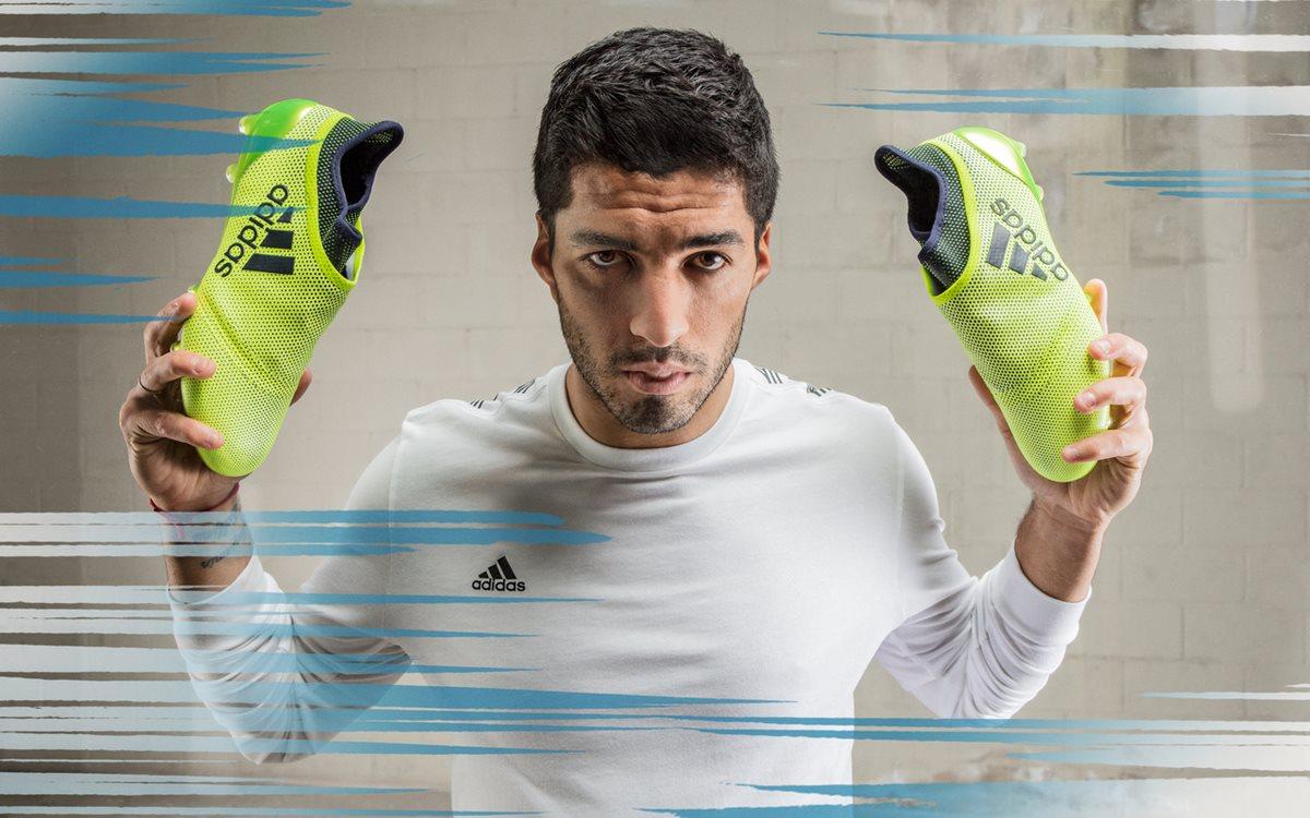 Los nuevos zapatos de futbol que presenta Adidas y que