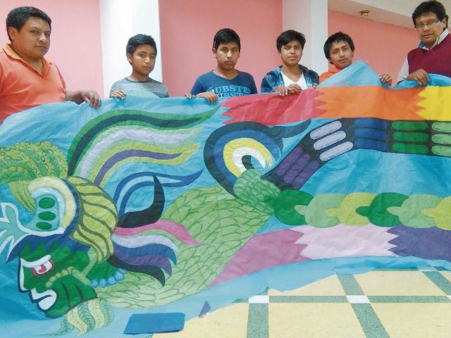 Barriletes gigantes tradición y cultura de Guatemala
