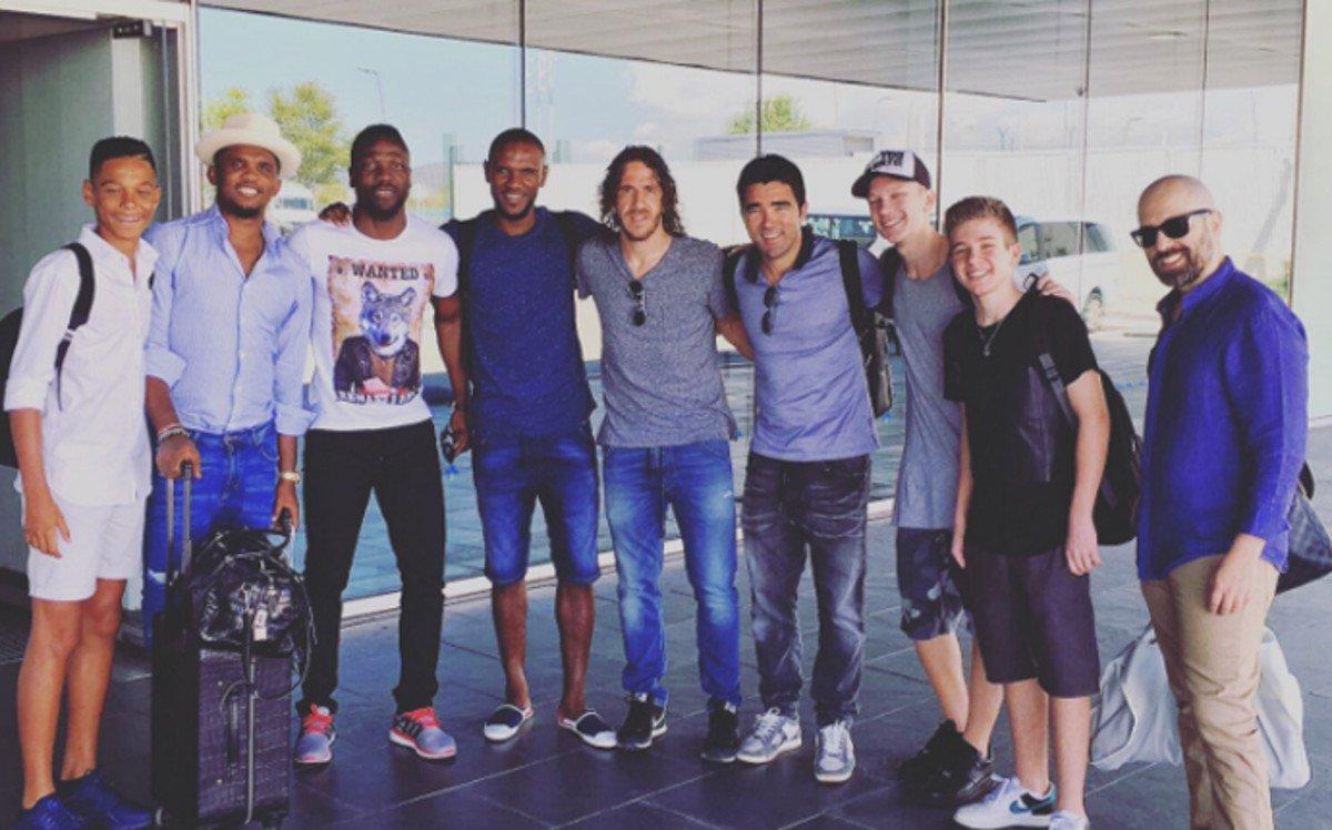 El golpe de estado sorprende a exjugadores del Barcelona en Turquía