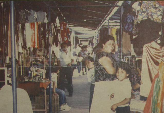 1991: surge el mercado de la 18 calle