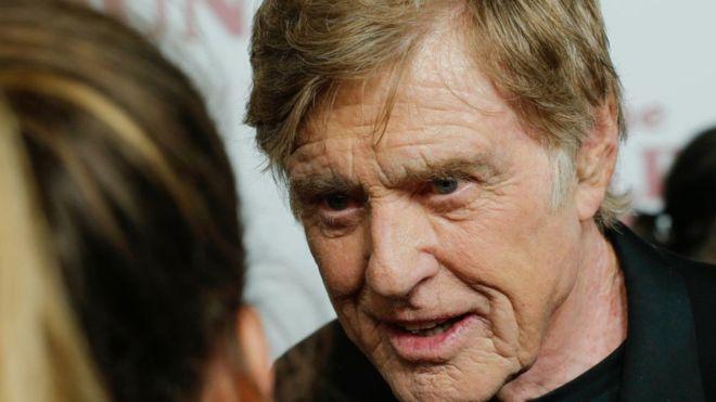 """Robert Redford ganó el premio Oscar al mejor director por su película """"gente como uno"""". GETTY IMAGES"""