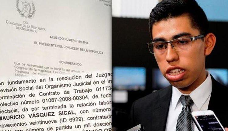 Exsecretario general del Sigecor fue detenido junto a otras tres personas. (Foto Prensa Libre: Hemeroteca PL)
