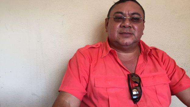 El alcalde de Amapala, Santos Alberto García, no está seguro de los beneficios de las ZEDEs.