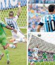 Argentina y Nigeria se han enfrentado cuatro veces en mundiales. (Foto Prensa Libre: Hemeroteca PL)