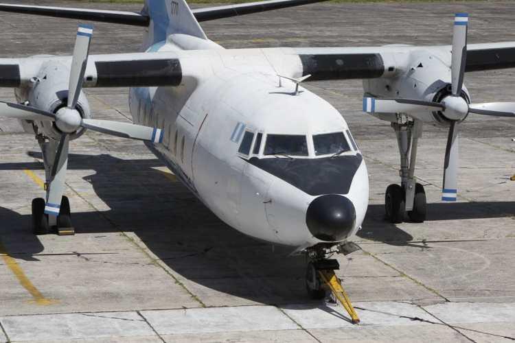 En el simulacro de secuestro aéreo se utiliza a personal capacitado de Aeronáutica Civil y un avión.