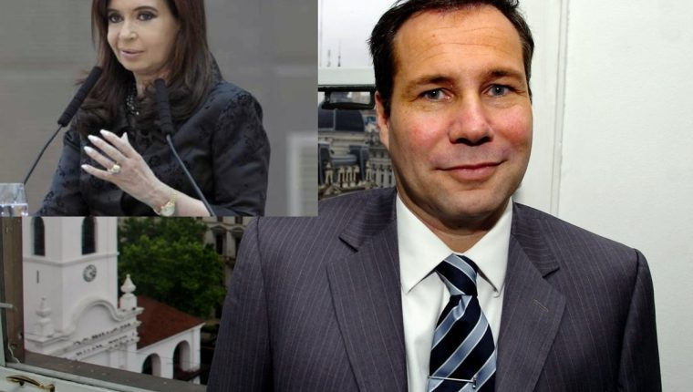 """Juez dice que fuerzas del Gobierno de Fernández se habrían """"inventado"""" el suicidio del fiscal Nisman. (Fotos Prensa Libre: AFP/EFE)"""