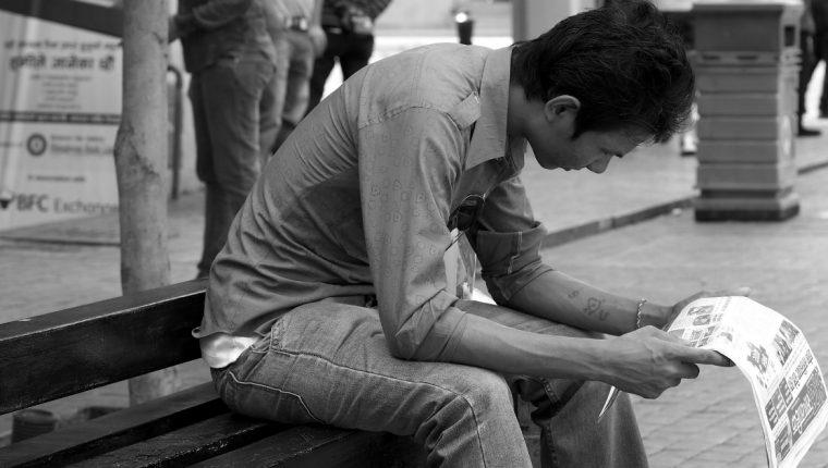 Estar desempleado puede ser una dura experiencia, pero el primer consejo es no abandonarse. (Foto Prensa Libre: Finanzaspersonales.com.co)