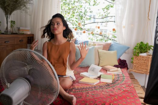 El calor afecta el rendimiento de los estudiantes en la escuela y en su casa. GETTY