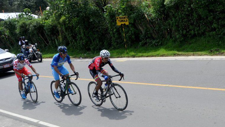 Este martes Tecpán está de fiesta, con la novena etapa de la Vuelta a Guatemala. (Foto Prensa Libre: Francisco Sánchez)