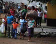 Una iniciativa busca generar mecanismos de alerta que permitan salvar vidas. (Foto Prensa Libre: Hemeroteca PL)