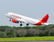 Autorizan a la aerolínea Avianca Ecuador S.A. a ampliar sus operaciones en Colombia y Bolivia.(Cortesía de Avianca).