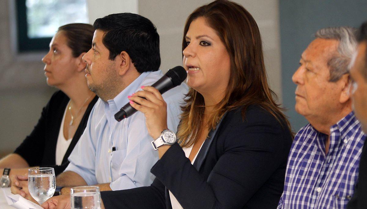 Vicepresidenta del Congreso de Honduras acusada de corrupción
