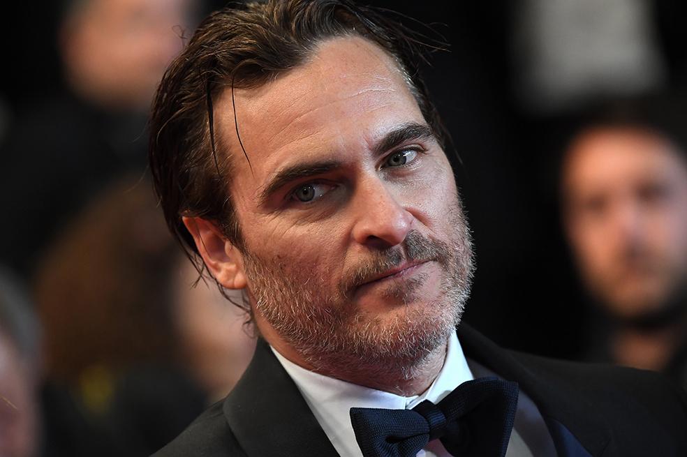 Joaquin Phoenix se perfil a asumir el papel de el Guasón (Foto Prensa Libre: AFP).