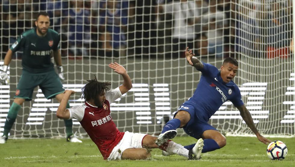 El Chelsea pide perdón a China por los insultos del brasileño Kenedy en Instagram