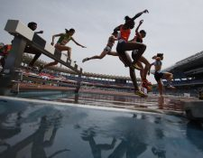 La candidatura olímpica de Tokio 2020 ingresó 1,3 millones de euros en una cuenta corriente relacionada con el Comité Olímpico Internacional (COI). (Foto Prensa Libre: AFP)