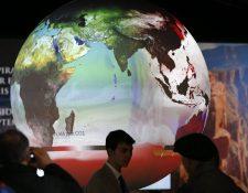 Potencias insisten en acuerdo vinculante en la COP21. (Foto Prensa Libre: AFP).