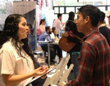 El próximo 16 de noviembre se realizará la tercera feria de empleo del sector de Call Center & BPO de Agexport. (Foto Prensa Libre: Cortesía Agexport)