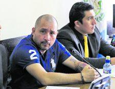 Marlon Francesco Monroy –al centro, camisa azul–, será extraditado a EE.UU. por narcotráfico.(Foto Prensa Libre: Hemeroteca PL)
