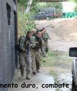 El Batallón de Operaciones Especiales (BOPE) de Río de Janeiro, Brasil, ha causado polémica por una foto publicada en sus redes sociales. (Foto Prensa Libre: BOPE)