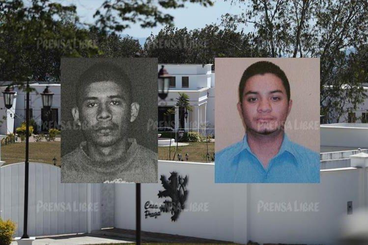 Johnny José Valenzuela Mejía y Carlos Solórzano Morales habrían cobrado más de Q270 mil por plazas fantasma. (Foto Hemeroteca PL)