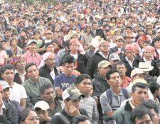 La OEA aprobó una declaración sobre los derechos de los pueblos indígenas. (Foto Prensa Libre: Hemeroteca PL)