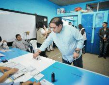 Sectores organizados rechazan las modificaciones que el Congreso pretende efectuar a la Ley Electoral y de Partidos Políticos. (Foto Prensa Libre: Hemeroteca PL)