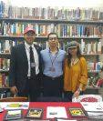 Estudiantes de la Universidad Rafael Landivar viajaron a la Universidad de Wisconsin en junio pasado, en un intercambio enfocado en sistema de alimentación sostenible. (Foto Prensa Libre: Ana Lucía Ola)