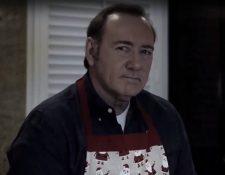 El actor estadounidense Kevin Spacey publicó este lunes un video en el cual aparece como Frank Underwood. (Foto Prensa Libre: YouTube).