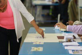 La mitad de los encuestados nunca votaría por Sandra Torres