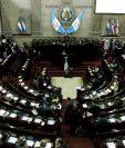 Hemiciclo del Congreso de la República. (Foto Prensa Libre: Hemeroteca).