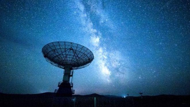"""""""Encontramos una probabilidad sustancial de que no hay otra vida inteligente en nuestro universo observable"""", afirman los autores del nuevo estudio. SPL"""