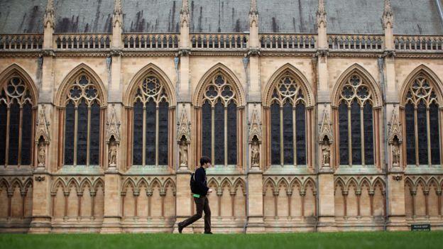 Cambridge es la mejor de Reino Unido. (GETTY IMAGES)