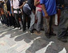 Procuradoría General de la República, (PGR), rescató en Tamualipas a 122 migrantes centroamericanos. (Foto Prensa Libre: AP)