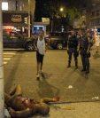 Copacabana, Brasil, es escenario de hechos delictivos en las fiestas de fin de año.