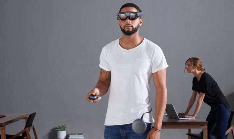 El primer prototipo de Magic Leap One, las primeras gafas de realidad mixta, verá la luz en 2018. MAGIC LEAP