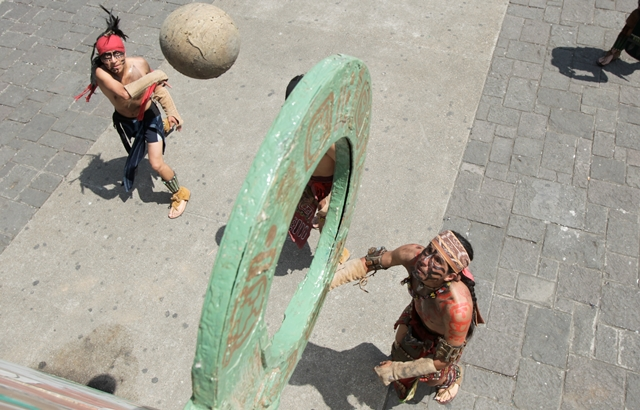 Copa Mundial de pelota maya resaltará encuentro de culturas mesoamericanas