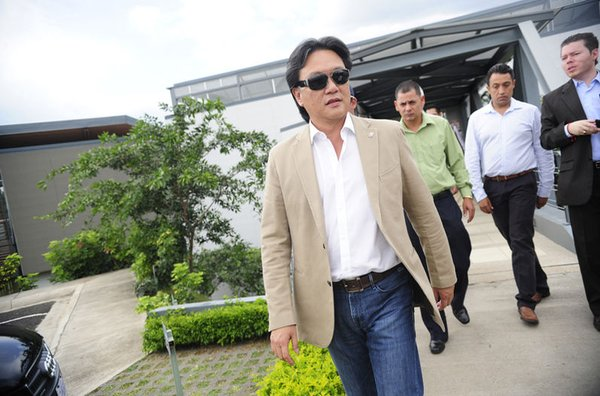 Expresidente de futbol de Costa Rica presenta pedido de libertad bajo fianza