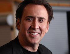 Nicolas Cage podrá añadir a otro superhéroe a su currículo de actuaciones. (Foto Prensa Libre: EFE).