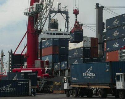 Una naviera de bandera mexicana ha mostrado interés en desarrollar una ruta de transporte marítimo de corta distancia (TMCD) en Centroamérica. (Foto Prensa Libre: Hemeroteca PL)