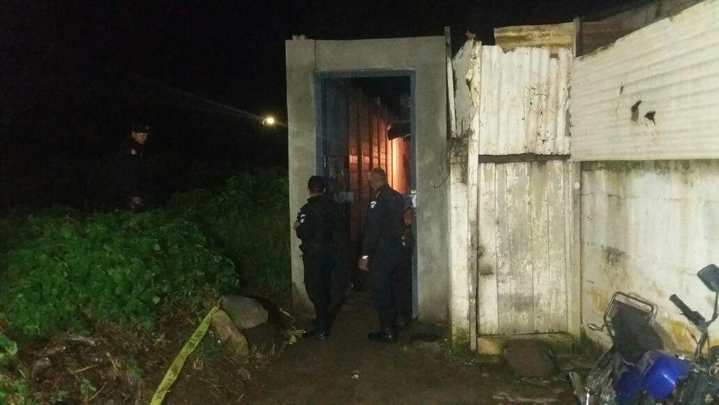 Incidente armado deja cuatro muertos en Sacatepéquez