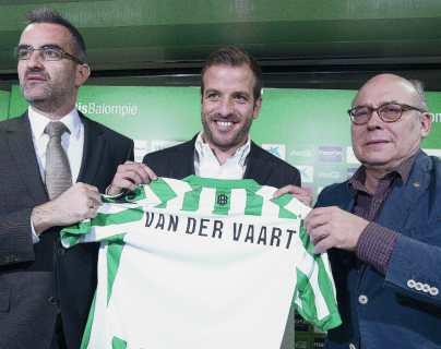 """Van der Vaart: """"Creo que todavía tengo futbol por demostrar"""""""