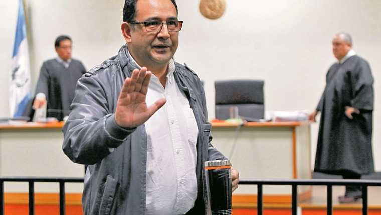 La Sala Tercera de Apelaciones revocó la medida otorgada a Samuel Morales por lo que no podrá desplazarse al interior del país. (Foto Prensa Libre: Hemeroteca PL)